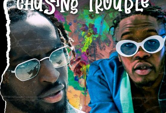 'Causing Trouble', a Afrisounds track that celebrates the coming together of rising talents