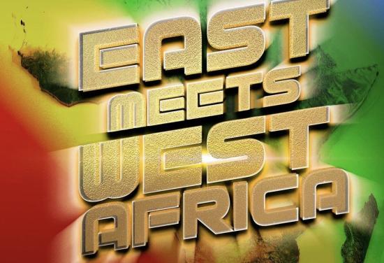 Ceek Presents East Meets West Africa