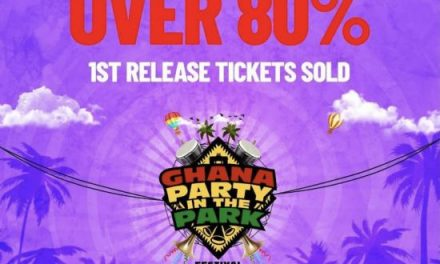 Ghana Party In The Park 2021: 10 July 2021 At Trent Park, Enfield