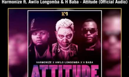 Harmonize Ft Awilo Longomba x H Baba – Attitude