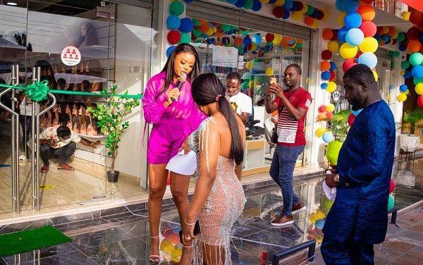 Wanneka Luxury Hair Launch in Ghana