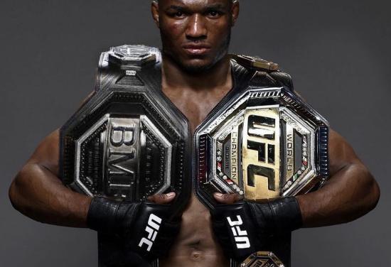 Kamaru Usman Knocks Out Jorge Masvidal – UFC Welterweight Champion
