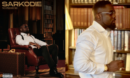Sarkodie Set To Release New Album 'No Pressure' On 9th July