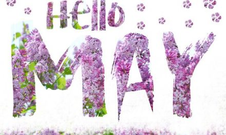 Hello May 2021 – Happy New Month