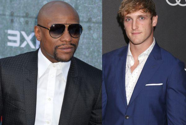 Floyd Mayweather And Logan Paul Fight