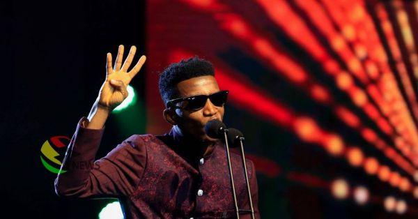 Kofi Kinaata Wins Songwriter Award For The Fourth Time – VGMA 2021