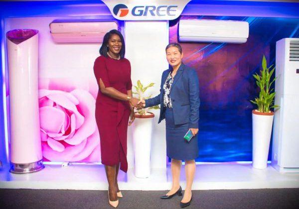 Stephanie Linus Unveiled as Gree AC Brand Ambassador