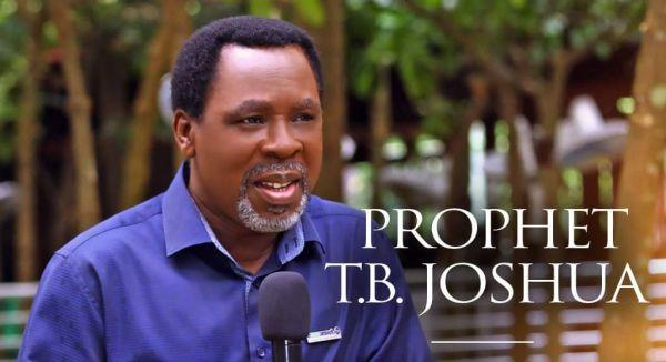 TB Joshua Dies Aged 57 – GONE TOO SOON