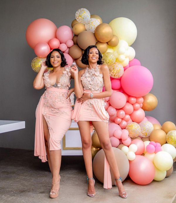 Celebrity Twins In South Africa 2021