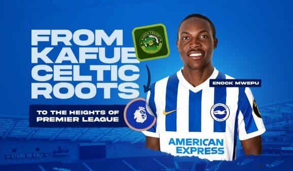 Enock Mwepu: Brighton Sign Zambian Midfielder from RB Salzburg
