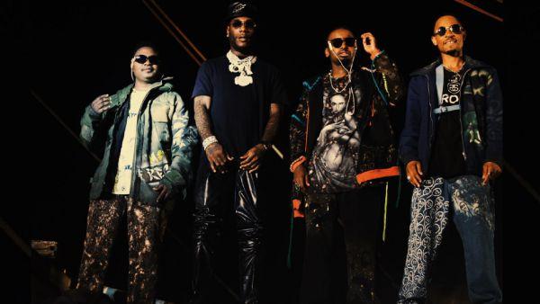 DJ Tàrico & Burna Boy, Preck and Nelson Tivane champion pan-African unity in video for 'Yaba Buluku' remix