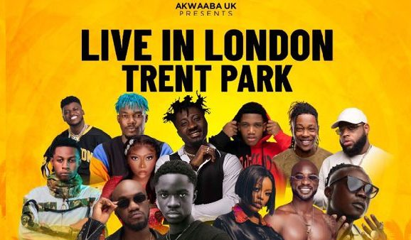 Ghana Party In The Park UK 2021