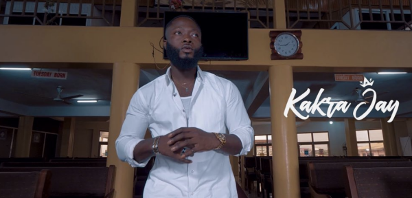 Kakra Jay calls for God's blessings on new single and video 'Hyira Me'