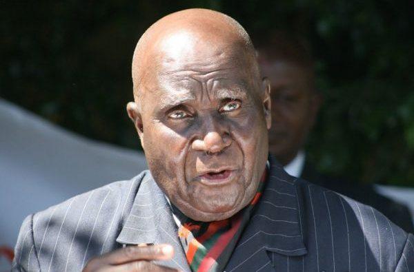 Kenneth Kaunda Laid To Rest