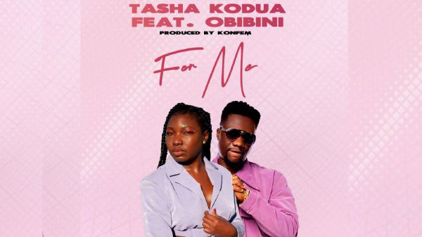 Tasha Kodua is love-struck on new single 'For Me'