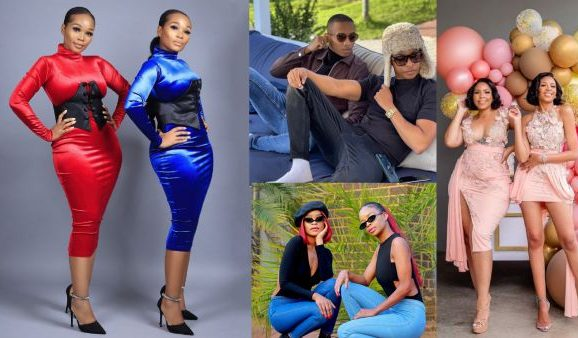 Top 10+ Famous Celebrity Twins In South Africa 2021