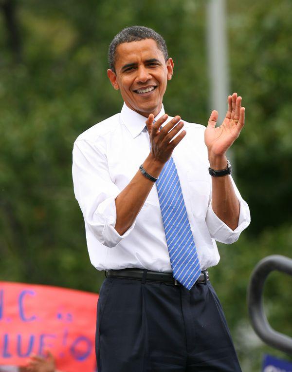 Barack Obama 44th president usa