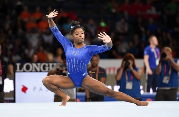 Simone Biles Pulls Out Of All Around Final